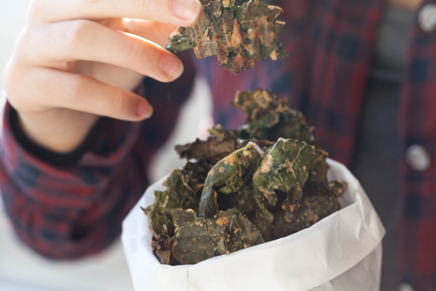Better than Kale Chips.
